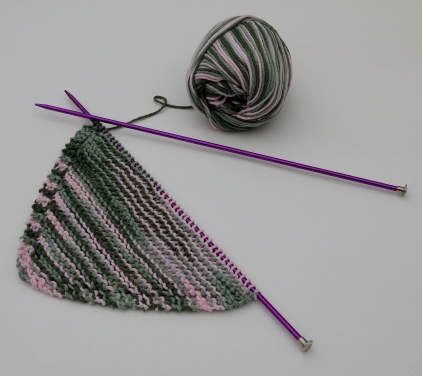knitted-dishcloth-wip