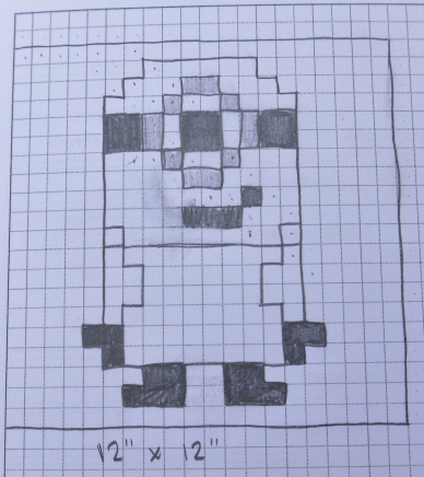 minion-pixel-graph